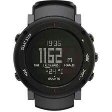 GPS et montres noirs Suunto montre pour le running