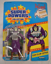 DeSaad DC Super Powers Action Figure Kenner 1985 23 Back