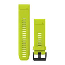 Garmin fenix 5X QuickFit Bands (26mm) Amp Yellow Silicone
