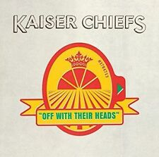 KAISER CHIEFS - OFF WITH THEIR HEADS USED - VERY GOOD CD