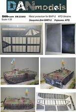 Dan Models 35603 - 1/35 Metal Protection for BMP-2 ATO Ukraine Scale New in Box