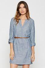 NWT Joie Alannie Striped Cotton Shift Dress size XS $298