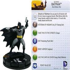 DC COMICS HEROCLIX FIGURINE STREETS OF GOTHAM : Batman #050