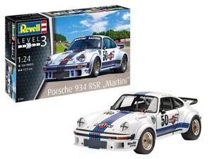 "Revell 07685 - 1/24 Porsche 934 Rsr "" Martini "" - New"