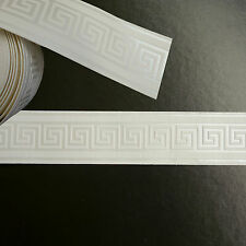 wallpaper Border AS 8959-12 Mäander Meander narrow self-adhesive 5 M border