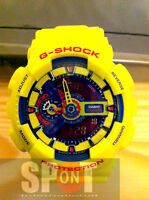 Casio G-Shock Hyper Colors Men's Watch GA-110A-9