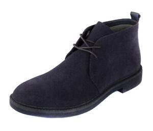 Calvin Klein Men's Grey Jae Suede Shoes Ret $140 New