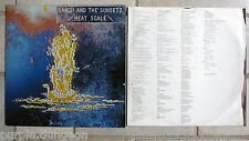 Sandii & The Sunsetz – Heat Scale  Vinyl LP  Netherlands  Alfa – ALF 85842