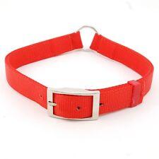 "SCOTT DT Nylon Hunting Dog Collar, 16"" x 1"", Orange"