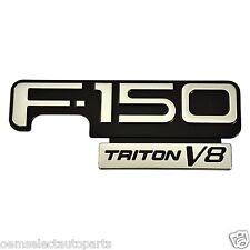 OEM NEW 1998-2004 Ford F-150 Triton V8 Fender Emblem Nameplate F85Z16720CA