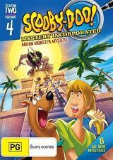 Scooby Doo - Mystery Incorporated : Season 2 : Vol 4 (DVD, 2014)