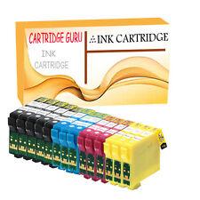 14 Cartuchos de tinta para Epson Stylus SX235W SX420W SX425W SX435W SX438W SX445W