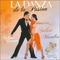 NEW La Danza de la Pasion (Audio CD)