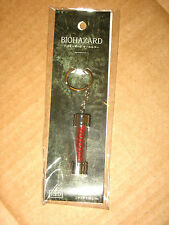 Resident Evil virus Keychain/Porte-clés (Red) CAPCOM NEW