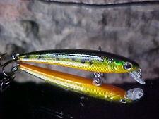 Matzuo Ultra Lite Nano Minnow 5/32oz Nm5-Frt in Firetiger for Panfish/Trout
