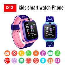 Q12 Kids Smart Watch SOS Anti-lost Music Camera Waterproof Monitor Wristwatch