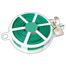MX Cable Tie Cable Management Organizer Magic Twister 50 Mtr Roll-MX 3092 GREEN