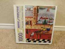 New Bits and Pieces 1000 piece Christmas Treats jigsaw puzzle
