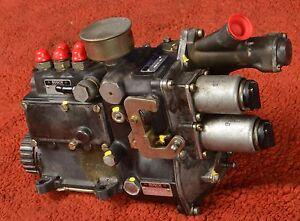 Porsche 911 1969 2.0 911E MFI Mechanical Fuel Injection Pump Einspritzpumpe 006