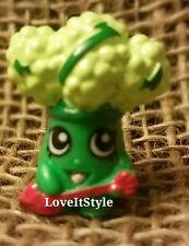 NEW Shopkins Season 1 Rockin' Broc 1-002 Green broccoli fruits & vegetables