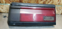 84-85 Toyota Celica GT Taillight Tail Light BRAKE REVERSE OEM LEFT DRIVER USED