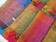 US SELLER-bulk lot 12pcs wholesale pashmina shawl scarf stole wrap