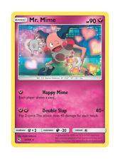 Mr Mime 43/68 Rare Pokemon Card TCG - Hidden Fates Shiny Vault - New & Mint