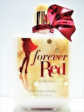 Bath Body Works FOREVER RED Body Lotion, 10 fl oz, NEW