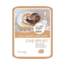 Natureby Snail Moisture Hydro Essence Mask Sheet 1pcs K-Beauty K-Cosmetic