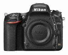 Nikon D D750 24.3 MP Digital SLR Camera - Black (Body Only)