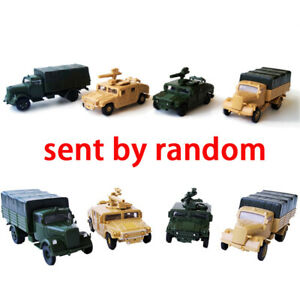 1/72 Scale German Kfz.305 Opel Blitz Truck WWII Army Military Vehicle Toy Model