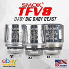 5 Pack SMOK TFV8 Baby Beast & Big Baby Beast Replacement Coils V8 M2 Q2 X4 T8