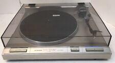 Pioneer PL-S40 Quartz Direct Drive Turntable W Stanton L737E Cartridge NO NEEDLE