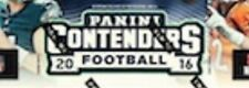 2016 Panini Contenders Football Cards Base & Inserts U-Pick 20