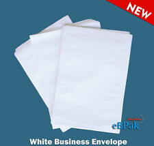 1000x Premium Business Envelopes #01 -White- 160x230mm Kraft Laminated Paper C5