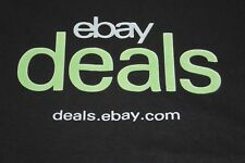 EBAYANA Ebay Deals XXL Black t shirt