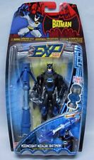 The Batman EXP Midnight Ninja Batman 5 inch Action Figure Mattel NIP 4+ S111-2