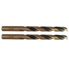 Norseman 49890 10.5mm Metric Jobber Length Drill Bit - 2 Pack