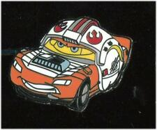 Pixar Cars Star Wars Lightning McQueen Luke Skywalker Disney Pin 105404