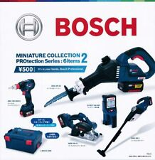 Bosch Miniature Collection 2 Capsule Toys Protection Series Full Set 6 pieces
