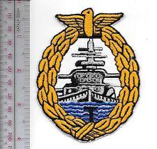 Germany Navy KMS Tirpitz Battleship Kriegsmarine Schiff Schlachtschiff Crest