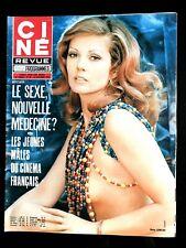 Ciné Revue du 19/10/1972; Jerry Lewis/ Beba Loncar/ Luis Mariano/ Dany Saval