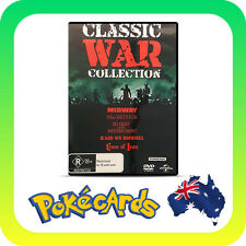 Classic War Collection (DVD, 2009, 5-Disc Set)