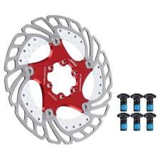 Stainless Steel Bike Bicycle Disc Brake Cooling Floating Rotor (160mm)