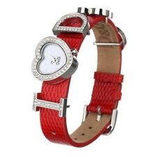 D&G time Love 3719251684 reloj watch fashion steel Leather mujer