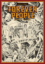 Jack Kirby's Forever People Artist's Edition HC Hardcover IDW  JACK KIRBY NIB