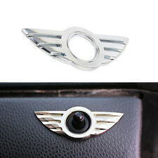Car Door Pin 3D Badge Emblems For BMW MINI Cooper/S/ONE/Roadster/Clubman/Coupe