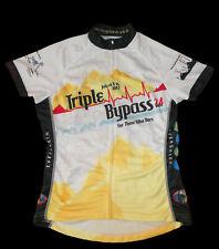 Primal COLORADO TRIPLE BYPASS Full-Zip Cycling Jersey, Women's XS
