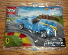 LEGO #40192 Shell Ferrari 250 GTO Roll Back Power - New - Sealed Polybag 2014