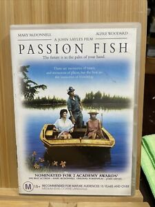 Passion Fish dvd Region 4 Rare